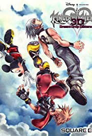 Kingdom Hearts 3D: Dream Drop Distance Poster