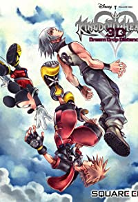 Primary photo for Kingdom Hearts 3D: Dream Drop Distance