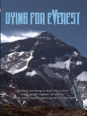Where to stream Dying for Everest