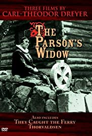The Parson's Widow Poster
