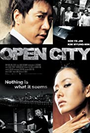 Open City Poster