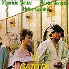 Maurício Mattar in O Gato de Botas Extraterrestre (1990)