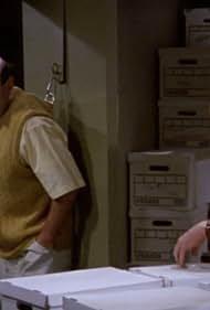 Dan Butler and Patrick Kerr in Frasier (1993)