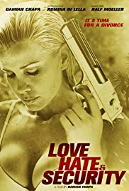 Love, Hate & Security Poster