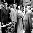 "12011-1 James Stewart, Cary Grant, Katharine Hepburn in ""The Philadelphia Story"" 1940 MGM"
