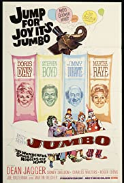 Billy Rose's Jumbo (1962) Poster - Movie Forum, Cast, Reviews