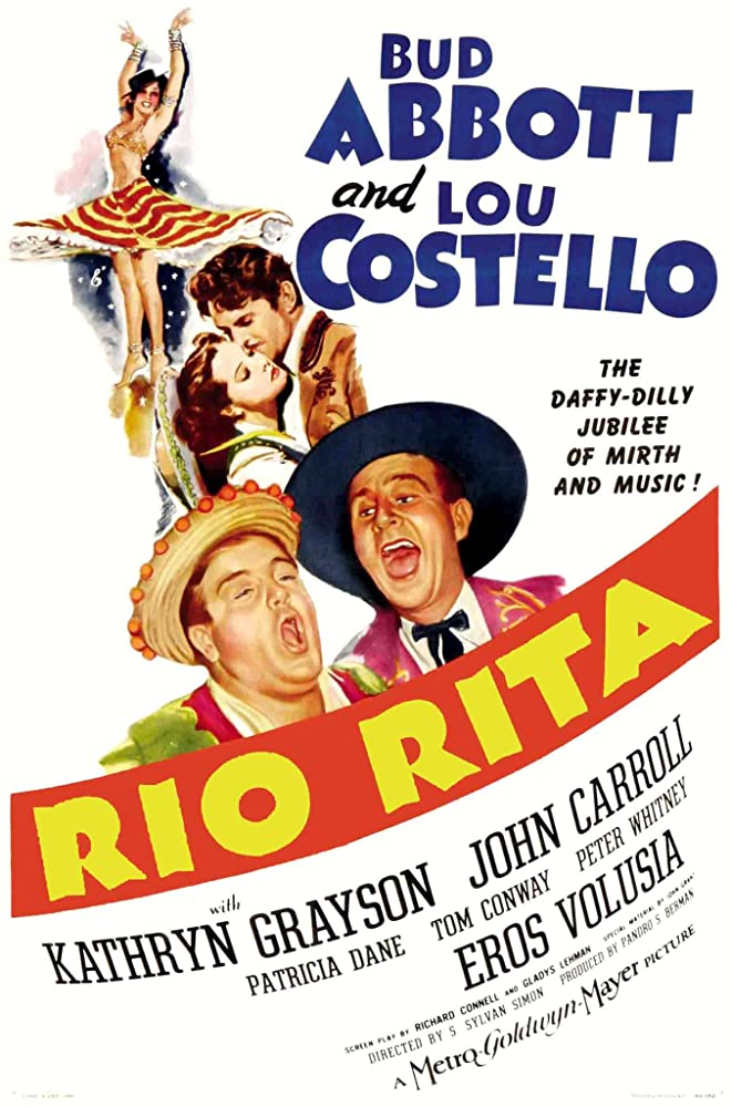 Rio Rita 1942 English 280MB HDRip Download