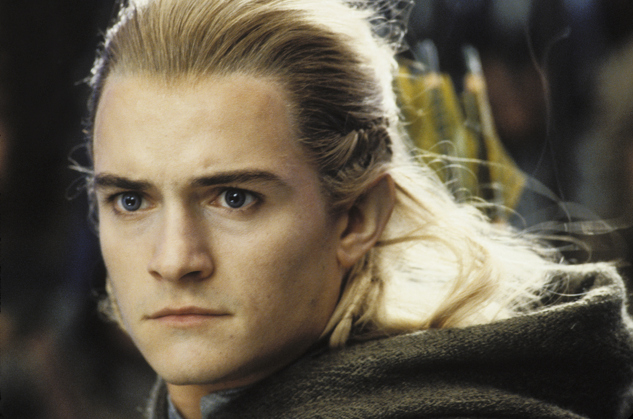 Orlando Bloom in The Lord of the Rings: The Return of the King (2003)