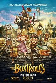 The Boxtrolls (2014) 720p