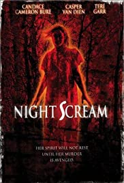 NightScream (1997) Poster - Movie Forum, Cast, Reviews