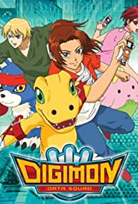 Primary photo for Digimon Data Squad