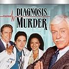 Scott Baio, Dick Van Dyke, Victoria Rowell, and Barry Van Dyke in Diagnosis Murder (1993)