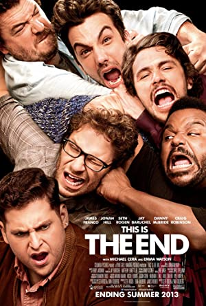 This Is the End (2013) (With Subtitle) BluRay | 480p | 720p