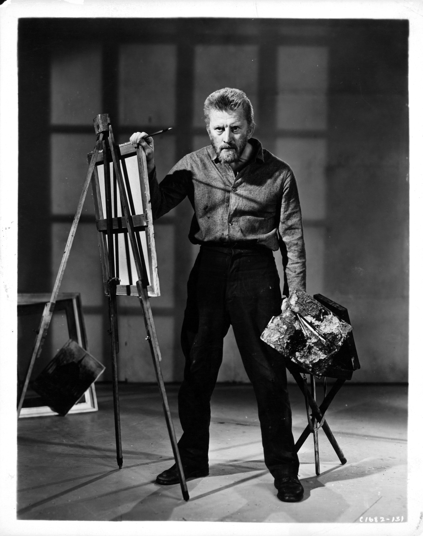 Kirk Douglas in Lust for Life (1956)