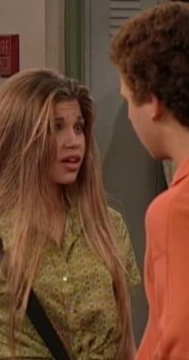 Boy Meets World Hair Today Goon Tomorrow Tv Episode 1996 Danielle Fishel As Topanga Lawrence Imdb
