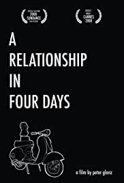 A Relationship in Four Days Poster