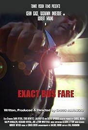 Exact Bus Fare Poster