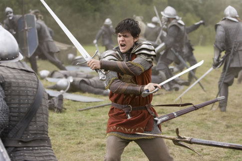 Skandar Keynes in The Chronicles of Narnia: Prince Caspian (2008)