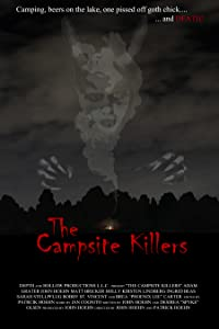 Mpg4 movie downloads The Campsite Killers [1080p]