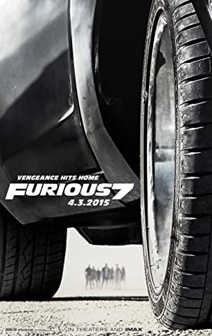 Fast and Furious 7 (2015) ฟาสต์แอนด์ฟิวเรียส เร็ว แรงทะลุนรก 7