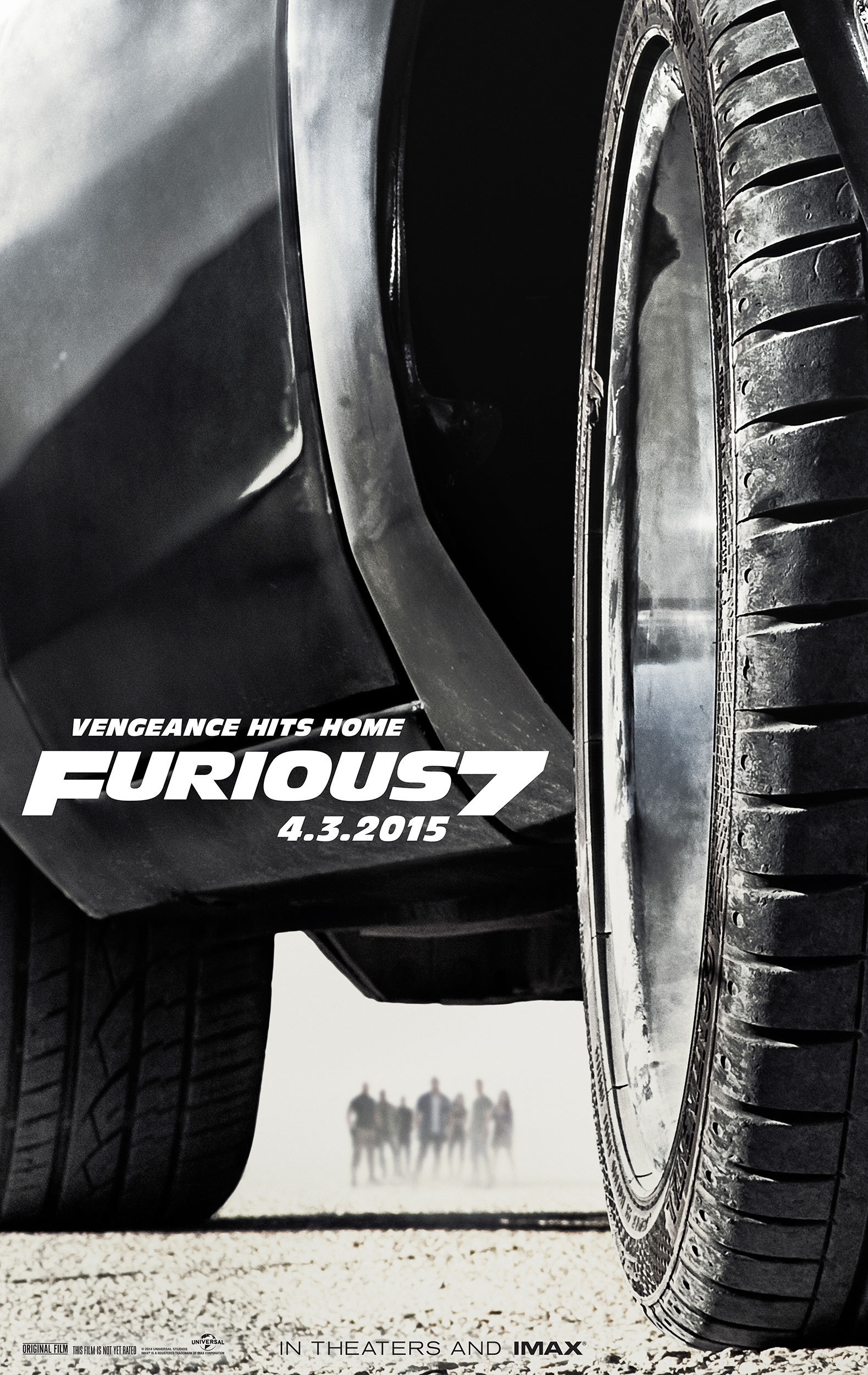 Furious 7 (2015) BluRay 480p, 720p & 1080p
