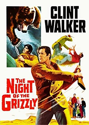 The Night of the Grizzly (1966)
