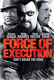 Force of Execution Poster