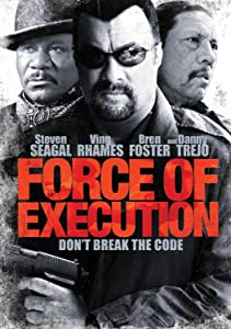 MP4 movie downloads for iphone Force of Execution [[movie]