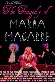 The Tragedy of Maria Macabre Poster