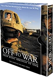 Off to War Poster