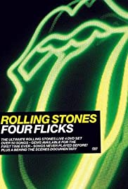 Rolling Stones: Four Flicks Poster