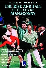 Aufstieg und Fall der Stadt Mahagonny Poster
