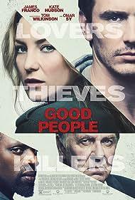 Kate Hudson, James Franco, Tom Wilkinson, and Omar Sy in Good People (2014)