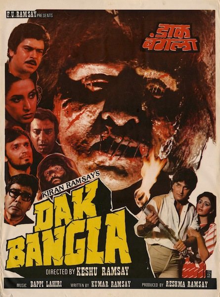 Dak Bangla (1987) Hindi Movie 350MB HDRip Download