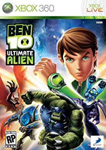 free download Ben 10 Ultimate Alien: Cosmic Destruction