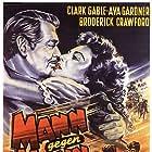 Clark Gable and Ava Gardner in Lone Star (1952)