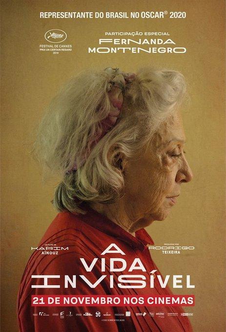 Fernanda Montenegro in A Vida Invisível (2019)