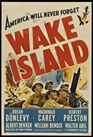 Wake Island (1942) Poster - Movie Forum, Cast, Reviews
