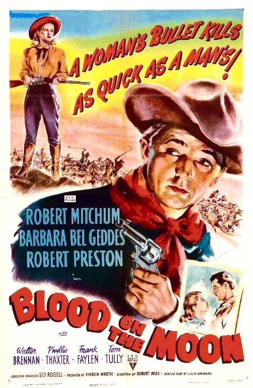 Blood on the Moon (1948) - IMDb