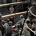 Mark Ryan and Tom Hopper in Black Sails (2014)