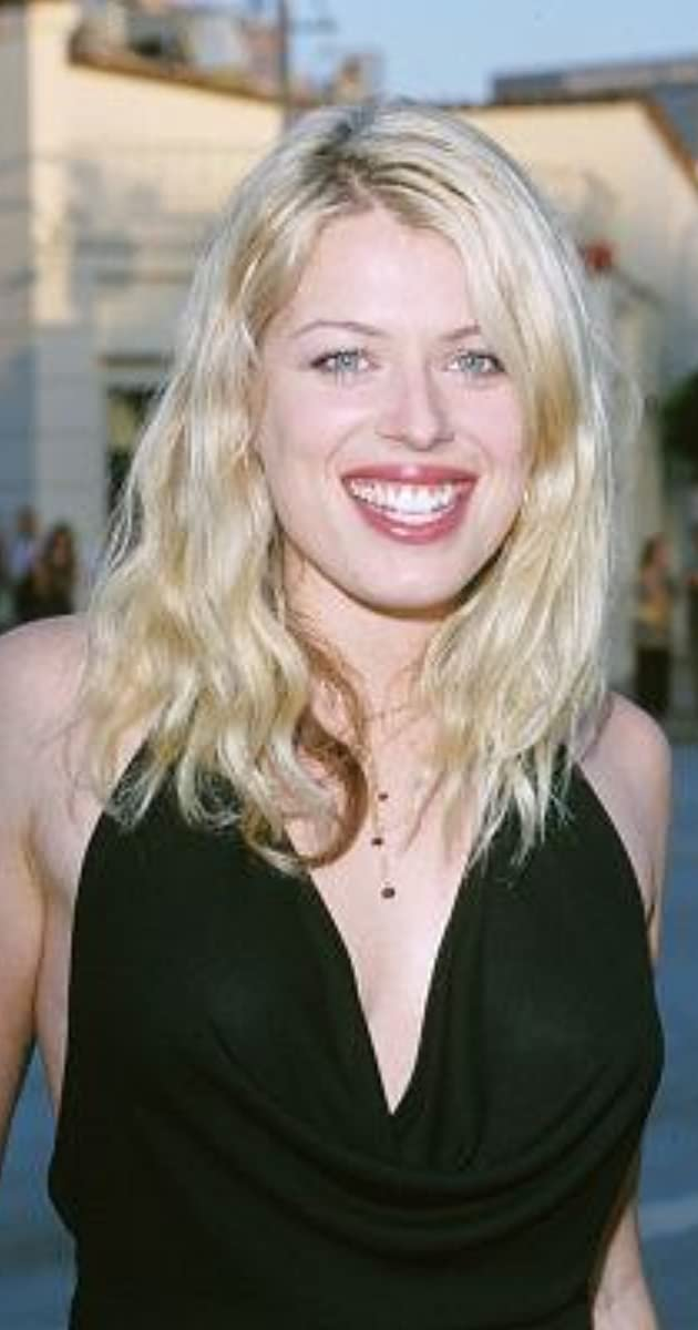 now what with Amanda De Cadenet