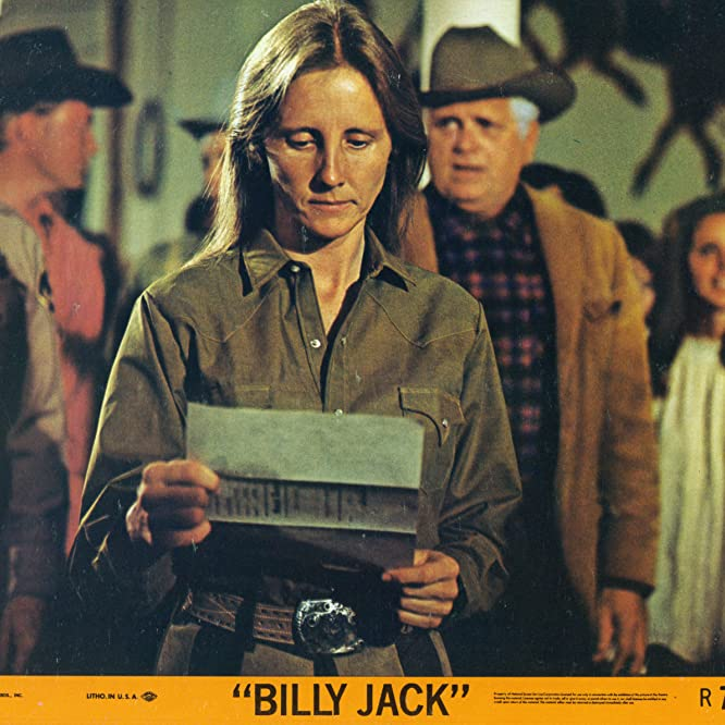 Delores Taylor in Billy Jack (1971)