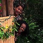 Skai Jackson and Tenzing Norgay Trainor in Jessie (2011)