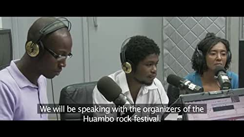 Sonia Ferreira and Wilker Flores live and breathe hardcore rock and roll. They run the Okutiuka orphanage in the war-ravaged city of Huambo, Angola and dream of mounting the first-ever national rock concert.
