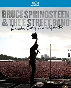 Movies x264 download Bruce Springsteen and the E Street Band: London Calling - Live in Hyde Park USA [640x352]