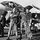 Willem Dafoe, Danny Glover, and Brad Johnson in Flight of the Intruder (1991)