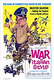 War Italian Style(1965) Poster - Movie Forum, Cast, Reviews