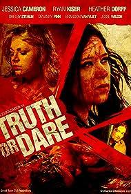 Devanny Pinn, Jessica Cameron, and Heather Dorff in Truth or Dare (2013)