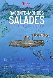 Raconte-moi des salades Poster
