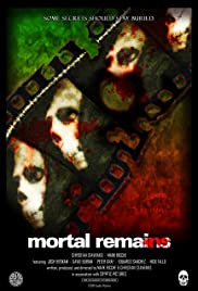 Mortal Remains (2013) Poster - Movie Forum, Cast, Reviews